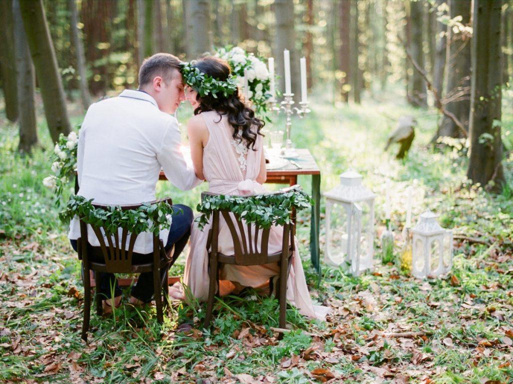 Berita Pernikahan 2021: Pernikahan yang diadakan di Hutan